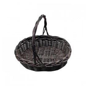 Black Weaved Basket