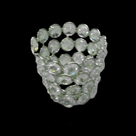 Crystal Votive Holder