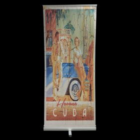Havana Club Pop Up Banner