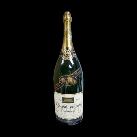 Large Champagne Bottle