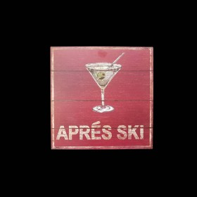 Martini Ski Picture