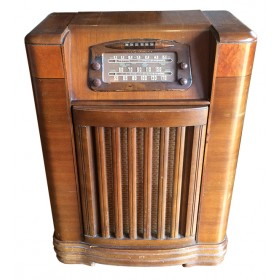 Philco Record Player