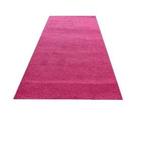 Pink Shag Runner