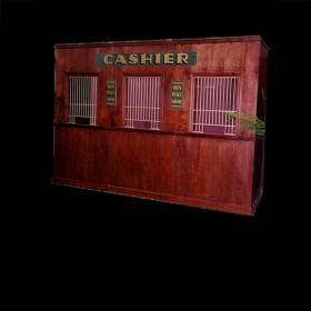 1920'S Betting Window