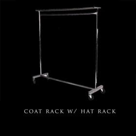 Coat Rack with Hat Rack