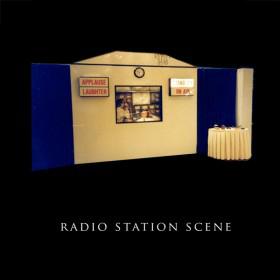 Radio Station Scene