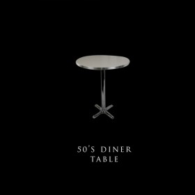 50's Diner Table