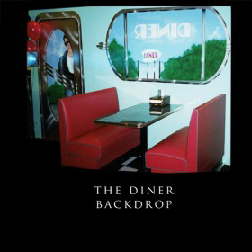 The Diner Backdrop