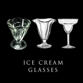 Ice Cream Glasses
