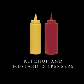 Ketchup & Mustard Dispensers