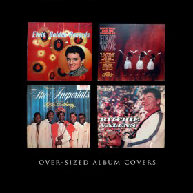Over Sized Album Covers