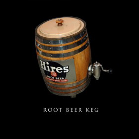 Root Beer Keg