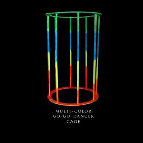 Go Go Dancer Cage - Multi Color