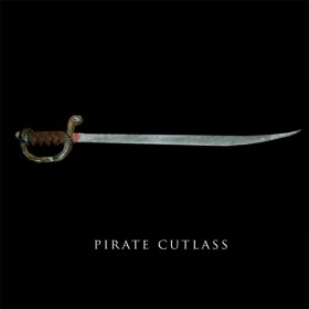 Cast Pirate Cutlass