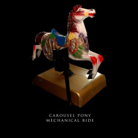 Carousel Pony Mechanical