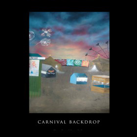Carnival Backdrop