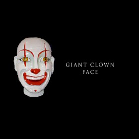 Giant Clown Face