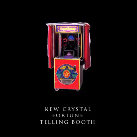 Crystal Fortune Telling Booth