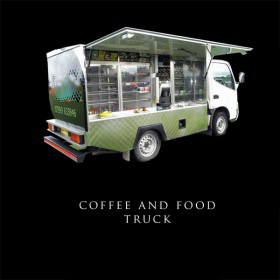Coffee and Food Truck