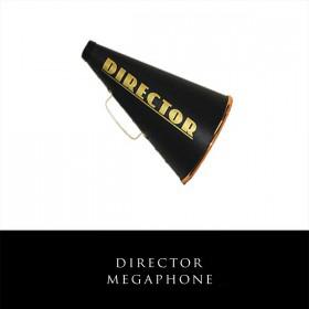 Director Megaphone
