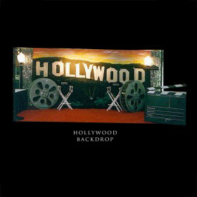 Hollywood Marquee Set