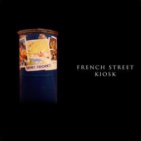 French Street Kiosk