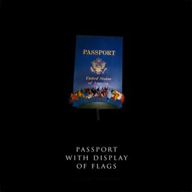 Passport with Display Flags