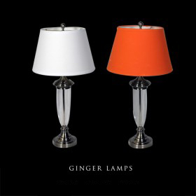 Ginger Lamps