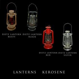 Lanterns Kerosene