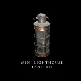 Mini Lighthouse Lantern