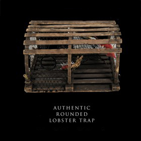 Authentic Rounded Lobster Trap