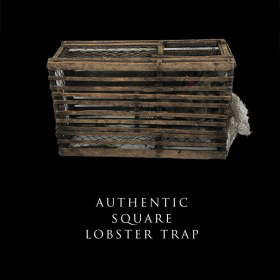 Authentic Square Lobster Trap