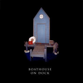 Boathouse on Dock