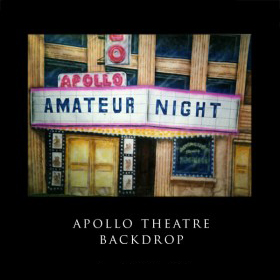 Apollo Theater Backdrop