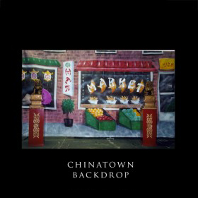 Chinatown Backdrop