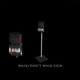 Walk Dont Walk Sign