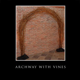 Archway with Vines