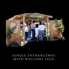 Jungle Entranceway
