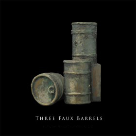 Three Faux Barrels