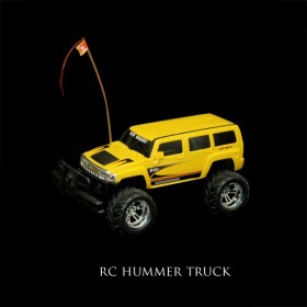 RC Hummer Truck