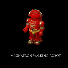 Magnatron Walking Robot