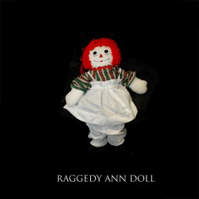 Ragedy Ann Doll