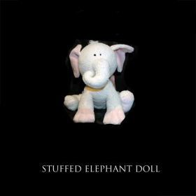 Stuffed Elephant Doll