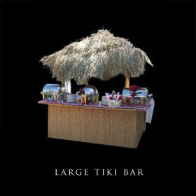 Large Tiki Bar
