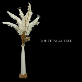 White Palm Tree and Base