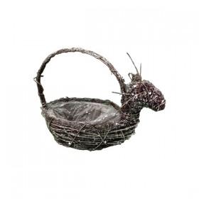 Reindeer Basket