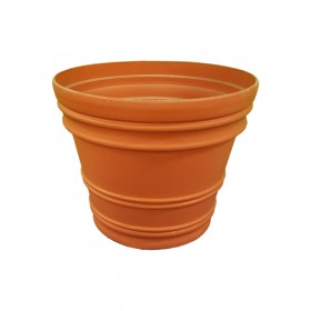 Terracotta Colored Tree Pot