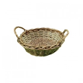 Small Brown Weaved Basket