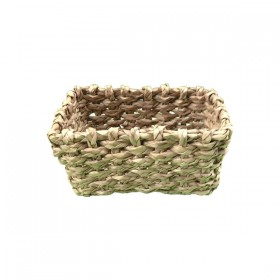 Square Weaved Basket