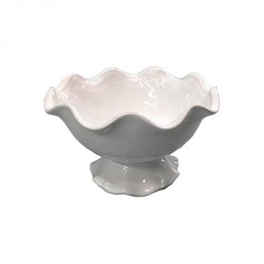 White Ceramic Bowls